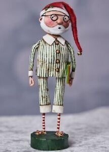 Storytime Santa Lori Mitchell Christmas Figurine Holiday NEW