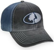 Mossy Oak Enzyme Washed Low Crown Cap with 3mm Embroidered Tree Logo