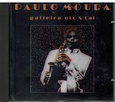 CD  Paulo Moura ‎– Gafieira Etc & Tal,Sehr gut,Top, Braziloid Records ‎BRD 4005