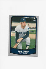 1988 PACIFIC #25 TOM TRESH BASEBALL CARD #112312-6