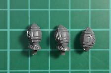 Blood Bowl-Equipe Dwarf Giants/Nains-Lot de ballons