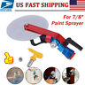 """Universal Spray Guide Accessory Tool With Nozzle For Paint Sprayer 7/8"""" US"""
