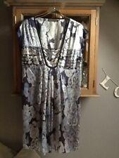 Mint velvet blue dress