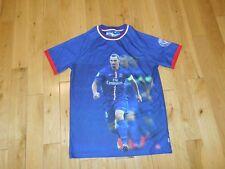 Paris Saint-Germain 2015 Ibrahimovic #10 Image Soccer Jersey Kit Shirt Men Small