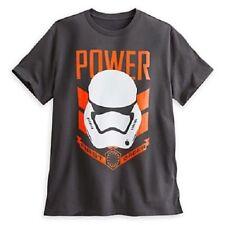 "Disney Store Star Wars Stormtrooper ""Power First Order"" T-Shirt (Size 2XL)"