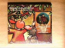 CD / COLINE SERREAU / RIQUET A LA HOUPPE / NEUF SOUS CELLO