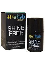 Rehab London Éclat Gratuit Matifiante Huile Contrôle Lotion 50ml Fabriqué