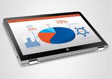 """HP Envy x360 Laptop Touch 15t 15 15.6"""" UHD 4K i7-6560U 16GB 128GB SSD 1TB Iris"""