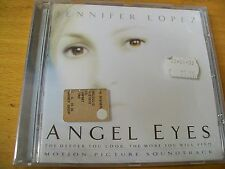 ANGEL EYES   O.S.T. CD SIGILLATO ETTA JAMES JOHN HASSELL NICK LOWE JOHNNY NASH