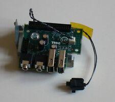 DELL 760/755 SFF USB/Audio-Frontblende Panel XW056 + Temperaturfühler