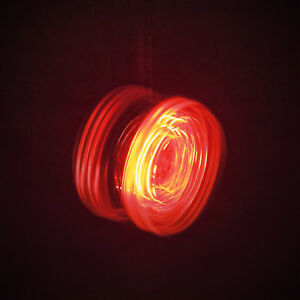 Yoyo - Led Light Up - trick, LED, red, stunt, juggling, pocket money toys