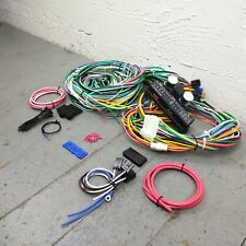 1970 - 1977 Dodge Charger Wire Harness Upgrade Kit fits painless circuit fuse
