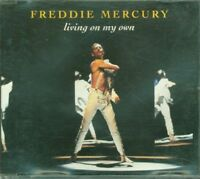 Freddie Mercury /Queen - Living On My Own Italy Press 4 Tracks Cd Perfetto