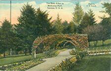 Tacoma, WA The Rose Arbor in McKinley Park