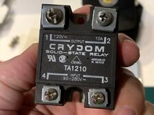 Crydom TA1210 Solid State Relay - NEW