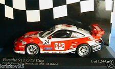 PORSCHE 911 GT3 CUP CARRERA #24 2006 BRUCKL MOTORSPORT DEUTSCLAND MINICHAMPS 400