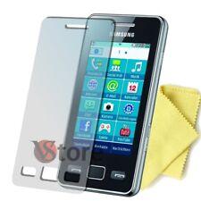 3 Stück Schutzfilm schützen Sie sparen Bildschirm LCD für SAMSUNG GT S5260 STAR