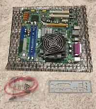 Motherboard Mainboard Lenovo G31T-LM + CPU Intel E5200+ CPU Kühler