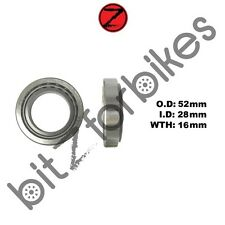 Upper Steering Head Bearing Yamaha YZ 125 P 5NY2 2T 2002