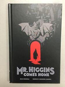 Mr. Higgins Comes Home HC hardcover Mike Mignola DARK HORSE BRAND NEW NM