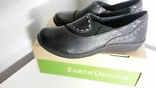 NIB $90  EARTH ORIGINALS Leona Black Britannia Women's Shoes SZ 7.5 M (092)