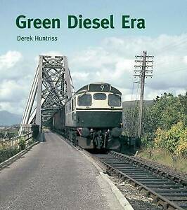 Green Diesel Era - Derek Huntriss  *NEW* + FREE P&P