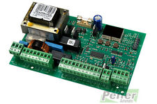 Faac 455D control board for one or two swinging gate operators, 230 V - 790917