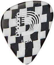 Planet Waves Checkerboard Celluloid Guitar Picks 10 pack, Medium