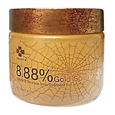 XAIVITA 8.88% Gold Spider Extra Anti-Wrinkle Cream 2.36Oz Moisturizing