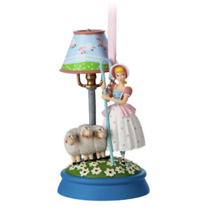 New Disney store Bo Peep and Sheep Light Up Sketchbook Ornament Toy Story 4