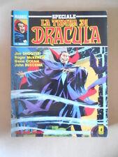 La Tomba di Dracula Speciale Volume Primo ed. Star Comics Marvel 1991 [P7]