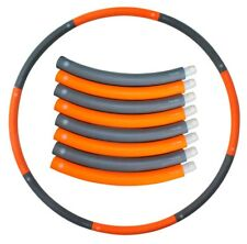 Hula Hoop Reifen 2,3 kg 100 cm schlanke Taillie schnell abnehmen Sommer body