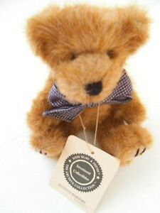 """BOYDS """"HASTINGS P. BEARSFORD"""" RETIRED ARCHIVE COLLECTION 6"""" FREE SHIPPING"""