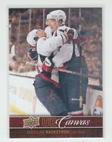 (69992) 2012-13 UPPER DECK CANVAS NICKLAS BACKSTROM #C85