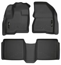 09-19 Ford Flex Lincoln MKT Husky Liners WeatherBeater Floor Mats 3pc NEW 98741