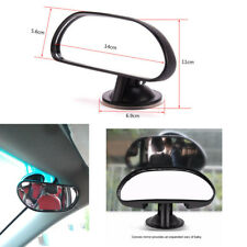Kompakter 360 ° drehbar Auto Rücksitz Baby Aussicht Spiegel Saugnapf Bruchsicher