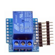 Relais Relay Shield für WeMos D1 mini Wifi ch340 IoT Lua Arduino kompatibel