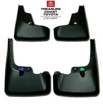 NEW OEM TOYOTA 4RUNNER 2010-2020 MUDGUARD KITS WITH SCREWS W/O GROUND EFFECTS