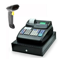 CR800 Advanced Cash Register with Locking Cash Drawer + Barcode Scanner