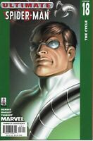 ULTIMATE SPIDER-MAN #18 MARVEL COMICS 2000 BAGGED AND BOARDED
