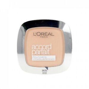 3.R / 3.C Beige Rosé - Fond de Teint Poudre Accord Parfait de L'Oréal Paris