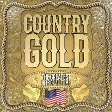 Various Artists - Country Gold Ministry of Sound CD