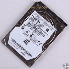 "Working TOSHIBA MK3263GSX 320 GB 5400 RPM 2.5"" SATA 8 MB HDD Hard Disk Drives"