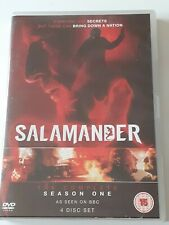 Salamander - The Complete Season One ~ BBC UK 4 DVD Set