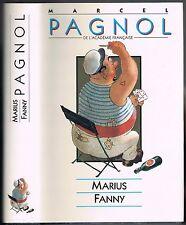 MARIUS FANNY Pièces de Marcel PAGNOL représentées 1929-1931 au Théâtre de Paris