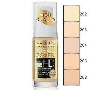 ENELINE IDEAL COVER FULL HD 16H SPF10 MATTIFYING FOUNDATION 30ML