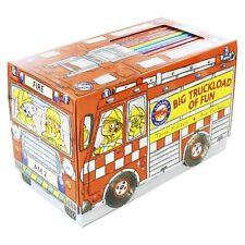 Amazing Machines Truckload 14 Books Children Collection Hardback By Tony Mitton