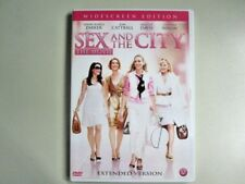 SEX AND THE CITY - THE MOVIE - DVD