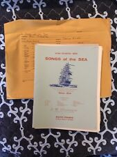 SONGS OF THE SEA - SCHOOL ORCHESTRA - SHEET MUSIC
