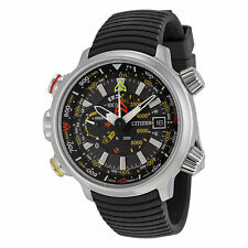 Citizen Promaster Altichron Black Dial Mens Watch BN5030-06E